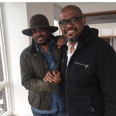 Actor and Executive Producer Markuann Smith Tells the Real Story Behind 'Godfather of Harlem'
