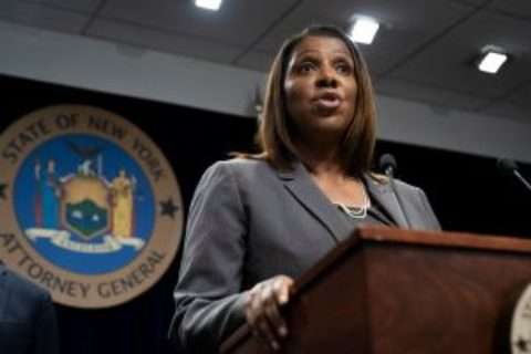 N.Y. Attorney General Letitia James Moves To Dissolve NRA Amid Fraud Probe